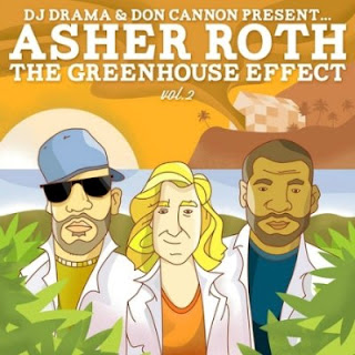 Asher Roth - Party Girl Lyrics (ft. Lil Wayne)