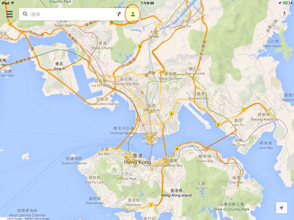新版 Google 地圖 App 如何更簡單自訂、下載離線地圖?
