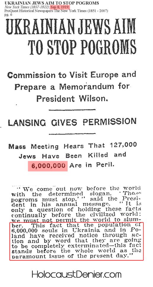 Nacionalismo/Criollismo - Página 12 1919-Ukraine-6-million-jews-in-peril