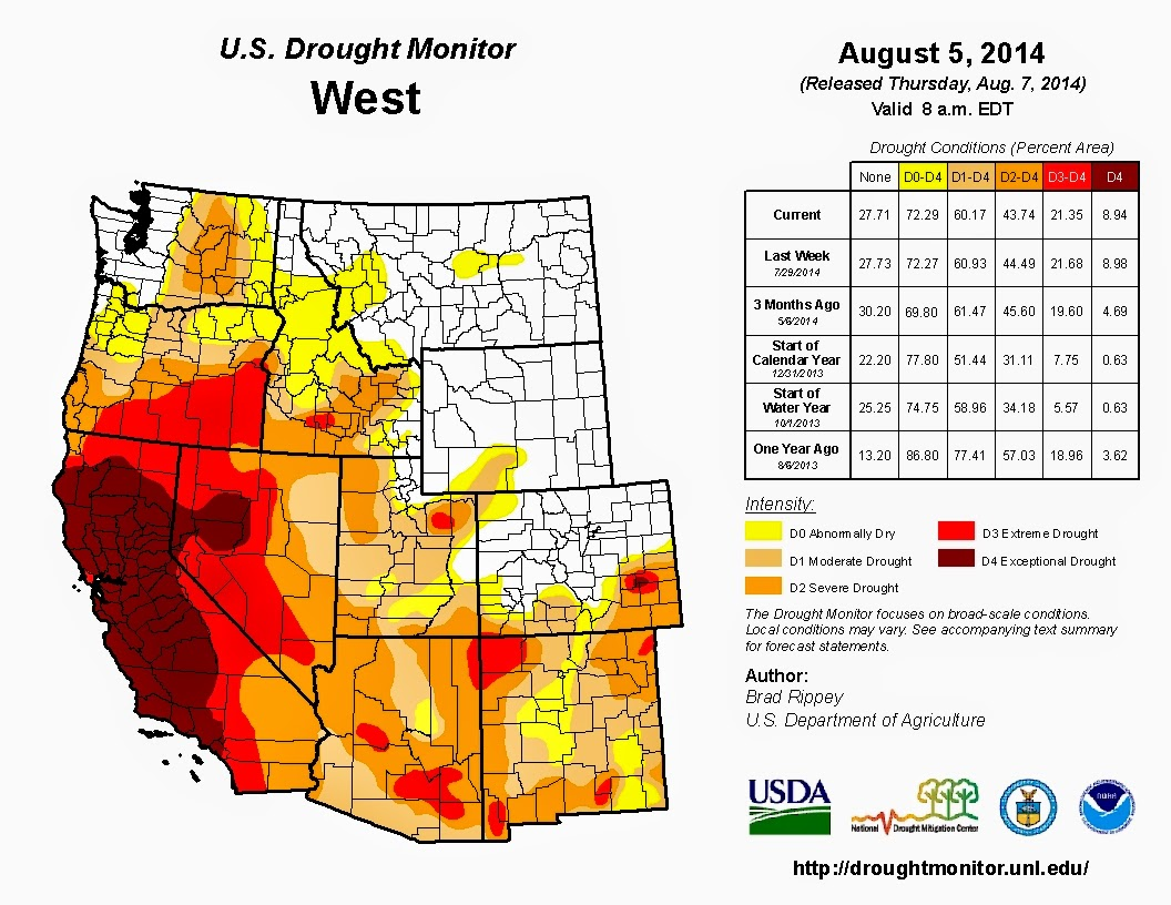 conditions in our region have been abnormally hot and dry as you can see in the drought map above combine that with several unfortunately timed