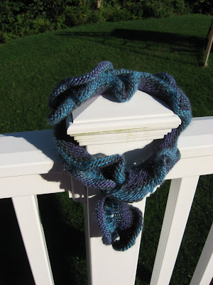 DanDoh Scarf ~ Free Pattern