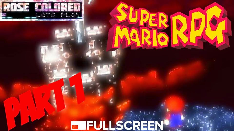 Super Mario RPG was released for the Super Nintendo in 1996 by Nintendo