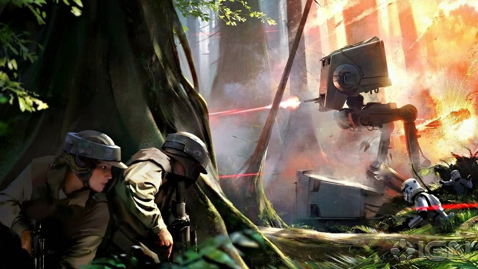 concept battlefront star wars