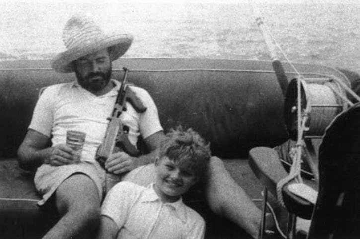 the early life and times of ernest hemingway Ernest miller hemingway (july 21, 1899 – july 2, 1961) was an american  novelist, short story  the new york times wrote in 1926 of hemingway's first  novel, no amount of analysis can convey the quality of the sun also rises it is  a truly.