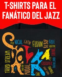 Jazz T-shirts Spain