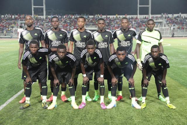 Simba Imeshinda katika mchezo wake wa Pili wa Mazoezi dhidi ya Timu ya Black Sailor kwa mabao 4–0