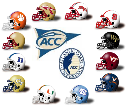 TODAY'S ACC HEADLINES: ACC Releases 2012 Football Schedule