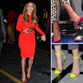 Trend spotting:Cap toe heels