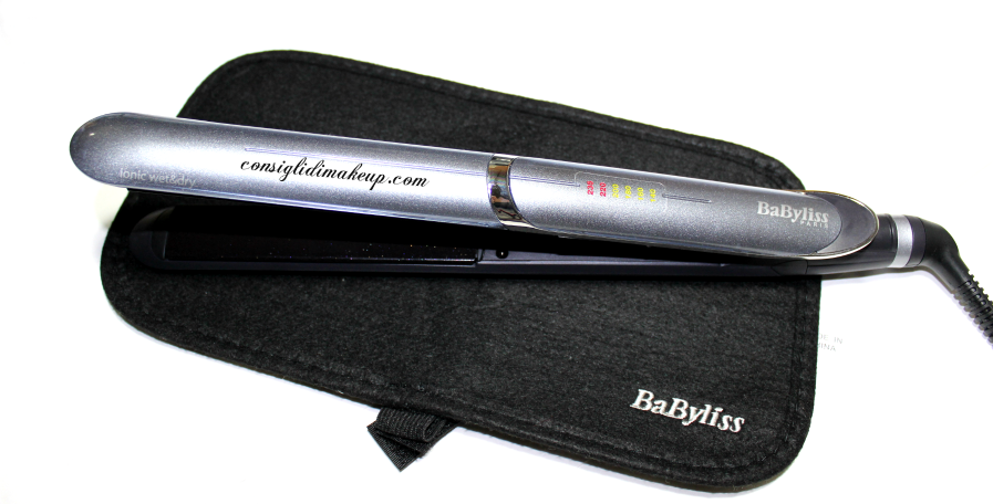 Review: Piastra iPRO SLIM 24mm ST387E Diamond Ceramic - BaByliss