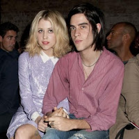 Peaches Geldof and Tom Cohen