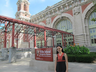 New York Ellis Island Immigration Museum