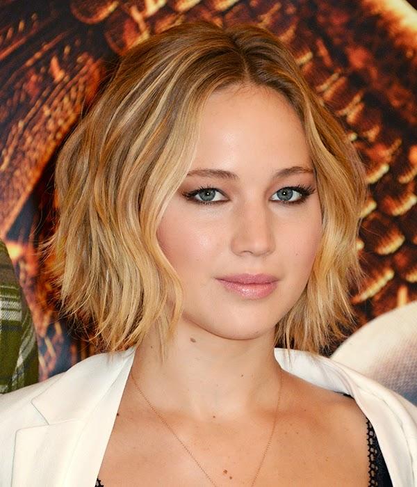 Beautytiptoday Mockingjays Jennifer Lawrence Keeps Eye Makeup