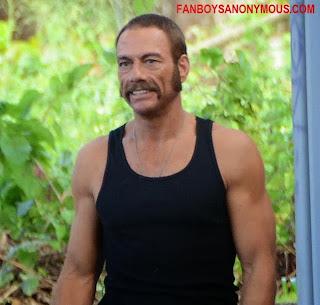 Hybrid Chuck Norris Mixed with Jean Claude Van Damme mustache