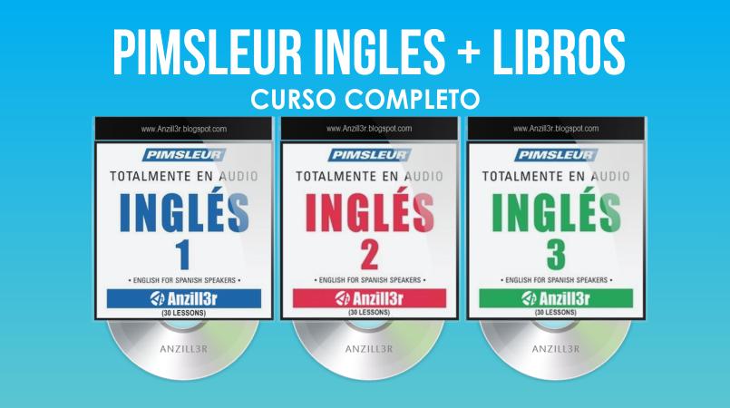 Descargar Pimsleur Inglés Americano 3 Niveles