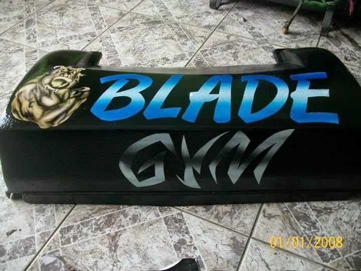 Alô Osasco e região!Na Academia Blade Gym você mantém a boa forma venha conhecer nossas instalações