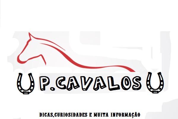 P.CAVALOS - CURIOSIDADES,DICAS.