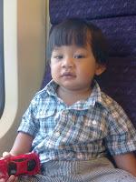Rifqee Fayyadh - 2 tahun
