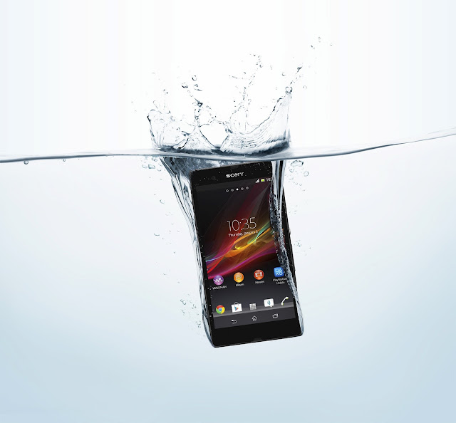 SONY XPERIA Z New Mobile Phone Last Photos and Images 5