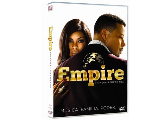 A la venta la primera temporada de 'Empire' en DVD, la serie más vista del año en Estados Unidos
