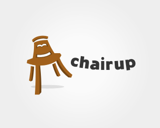 Chair Logo Designs Inspiration