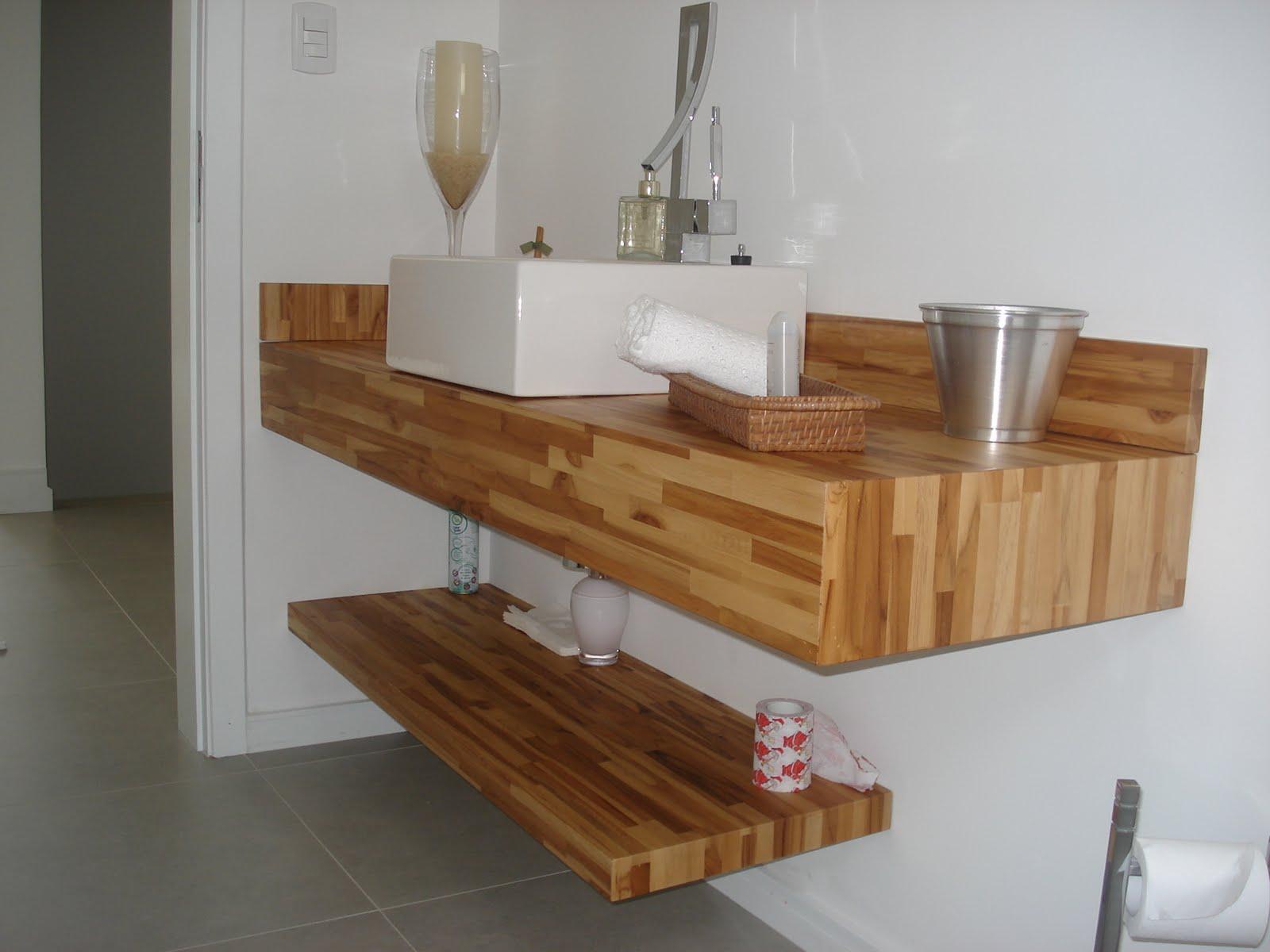 Decor pequenos com estilo Banheiros pequenos e perfeitos # Cuba Para Banheiro Rustica