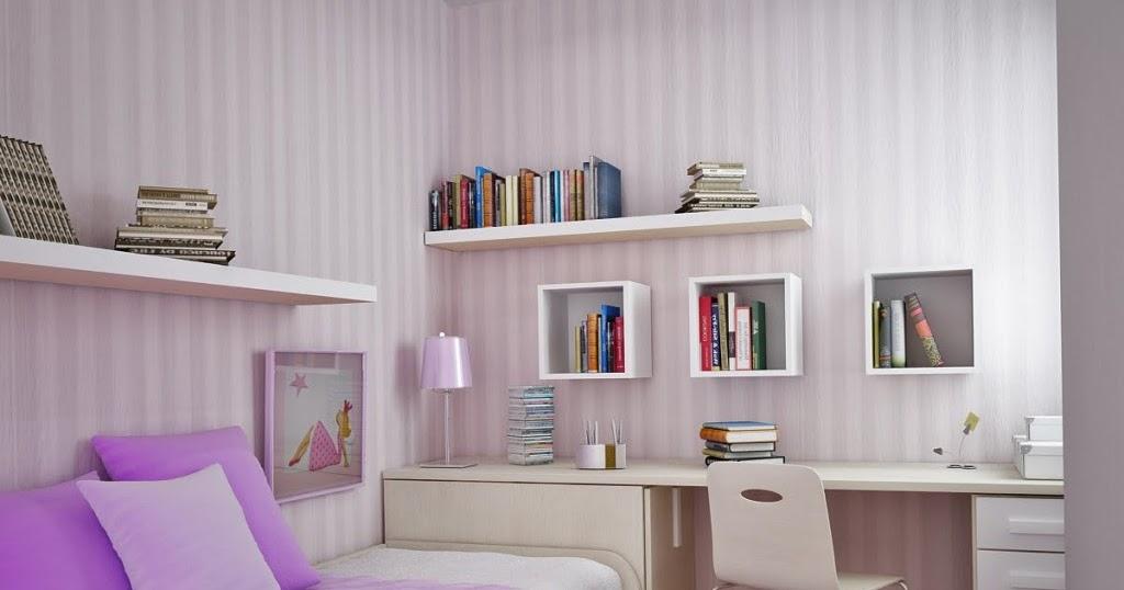 Dormitorio juvenil para espacios peque os dormitorios - Decoracion de dormitorios juveniles pequenos ...