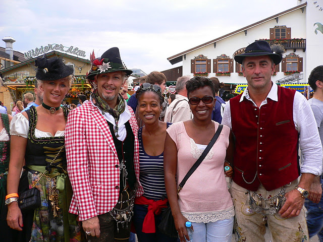 black women in bavaria travel