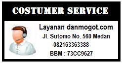 Layanan Online Danbogot.com toko online murah terbaik di Indonesia