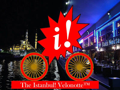 Istanbul Velonotte 2013 - the iVelonotte