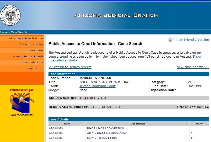 access to global information a case of The arizona judicial branch is pleased to offer public access to court case information, a valuable online service providing a resource for information about.