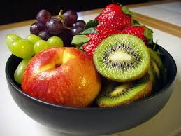 super mom bowl of fruits