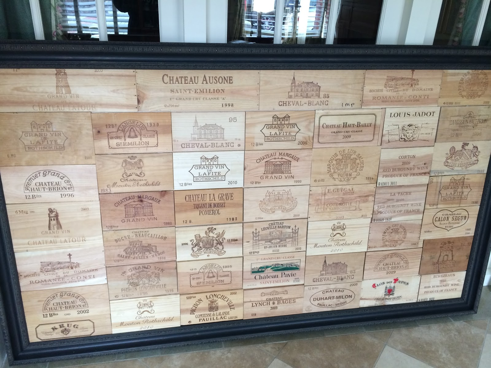 Wooden Wine Boxes amp Crates How To Measure Your Walls