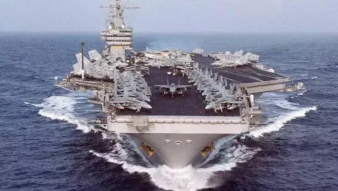 Πάμε προς ολοταχώς για 3 παγκοσμιο !Οι αμερικανοί βομβαρδίζουν τον Συριακό Στρατό και οι Ρώσοι στέλνουν το αεροπλανοφόρο Κουζνέτσοφ για να επέμβει