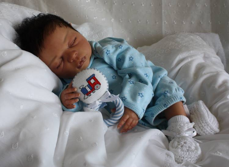 Newborn Biracial Baby http://auctions.findtarget.com/detail_product/280679886746/reborn_boy/