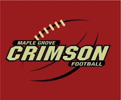 Maple Grove Crimson Football