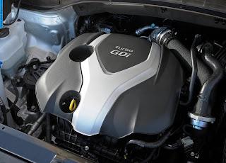 Hyundai santa fe car 2013 engine - صور محرك سيارة هيونداى سنتافي 2013