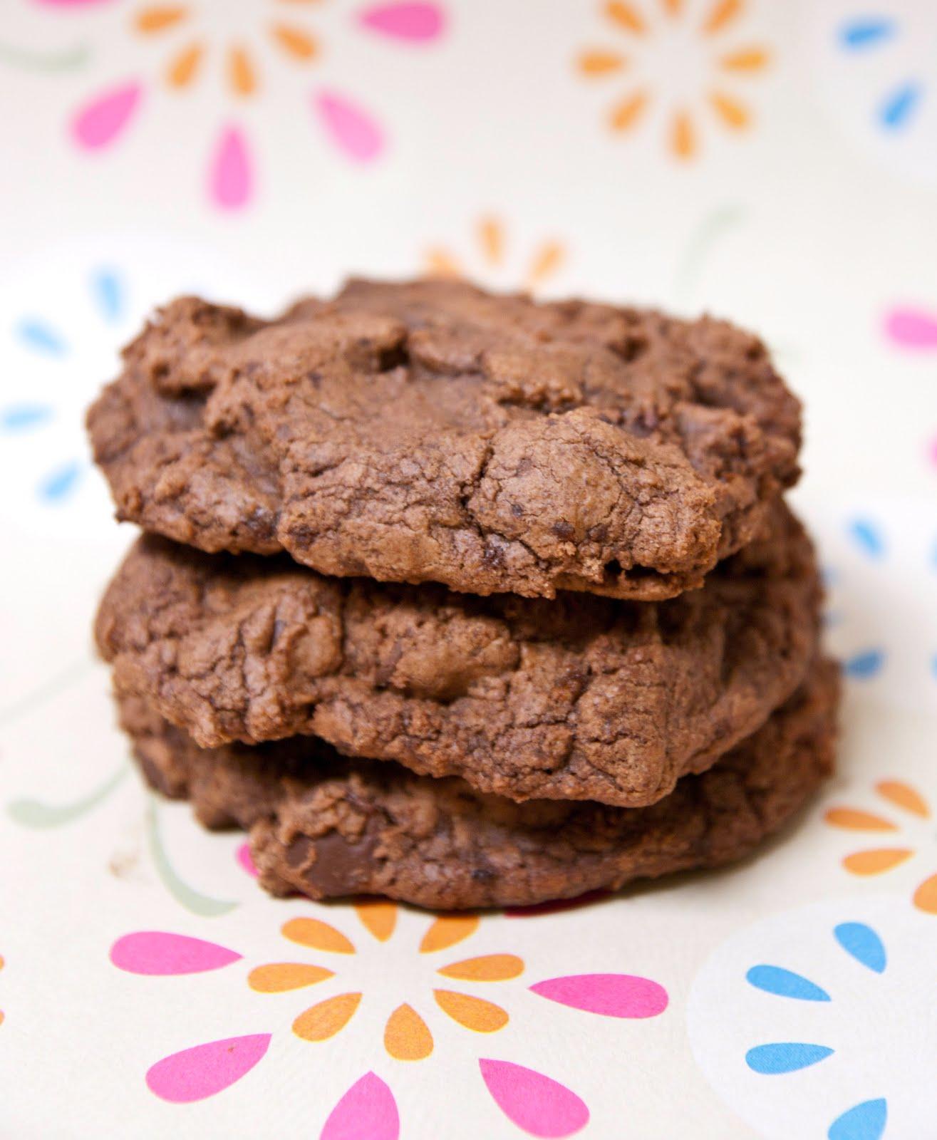 Triple Chocolate Cookies America S Test Kitchen