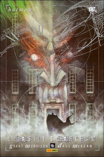 Batman, l'asile d'Arkham chez Panini Comics