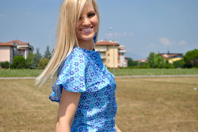 mariafelicia magno fashion blogger colorblock by felym fashion blog italiani blog di moda blogger italiane di moda fashion bloggers italy ragazze bionde fashion blogger bionde blonde hair blonde girls blondie  seta fattori fattori silk