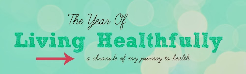 The Year of Living Healthfully