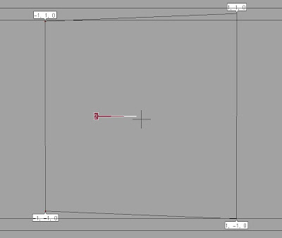 square side length in softimage ICE
