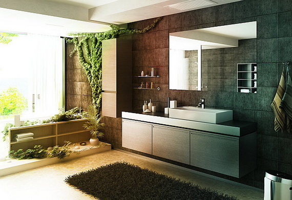 New Style Bathroom Designs Fancy