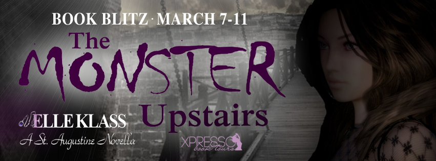 The Monster Upstairs Book Blitz