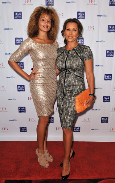Vanessa Williams & Daughter