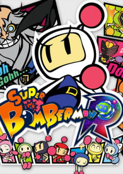 Super Bomberman R Jogos Torrent Download capa