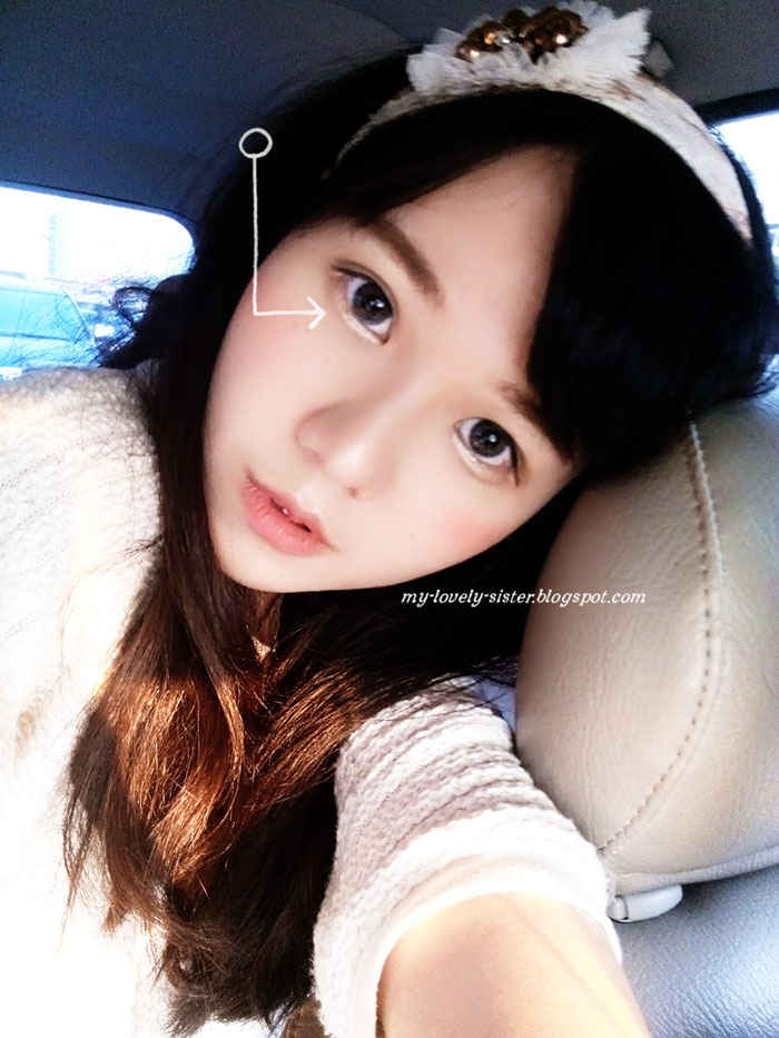 my lovely sister a blog with love tutorial make up natural untuk pemula ala korea