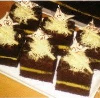 cara bikin brownies cream sheese bahan adonan brownies kukus 1 pack ...
