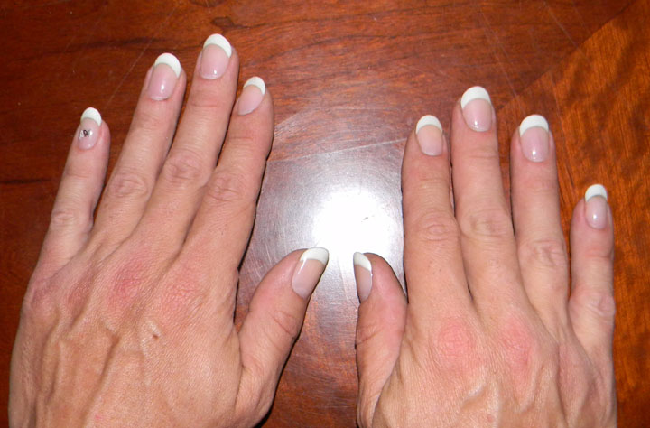 Unordinary Style: How to Remove Gel Nails or Reverse Gender Dysphoria