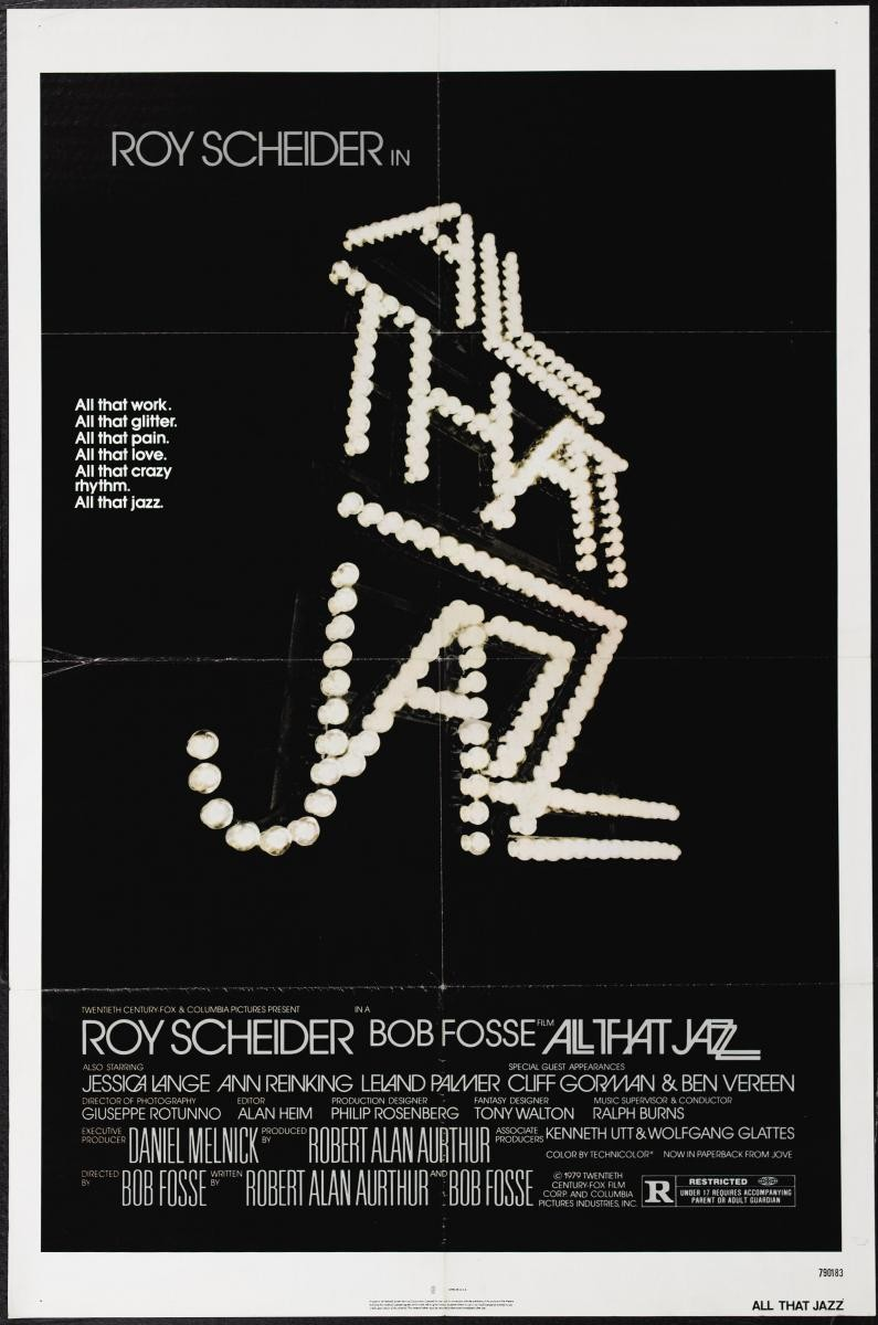 Cine y Teatro Musical: All That Jazz (1979)