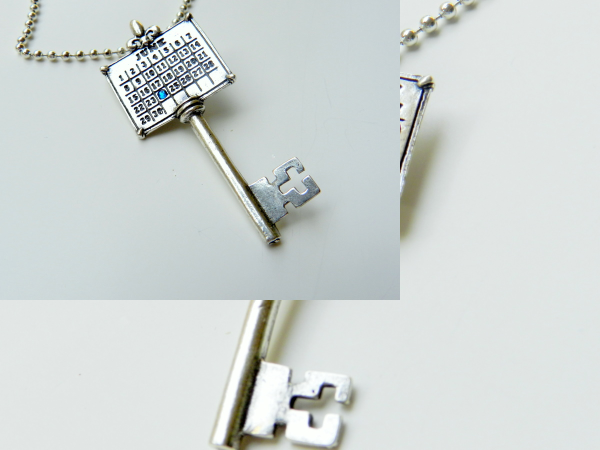 """""""Not Just Any Old Day"""" Calendar Pendant Giveaway + Discount"""